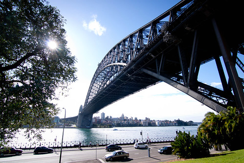 Harbour bridge | by g00gley