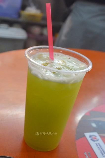 sugarcane drink singapore food