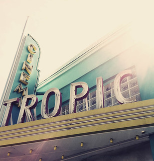 Tropic Cinema | by RiaPereira - here but mostly there