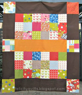 Wonderland Quilt Top | by felicity.quilts