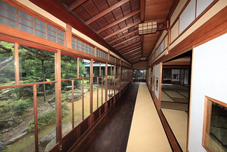 Japanese traditional style house interior design / 和風建築(わふうけんちく) | by TANAKA Juuyoh (田中十洋)
