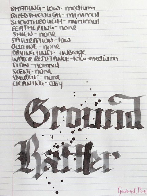 Ink Shot Review Bookbinders Ground Rattler @AppelboomLaren 6