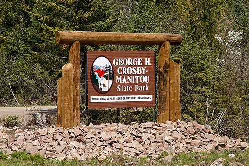 George Crosby Manitou State Park