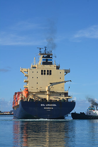 BSL Limassol stern