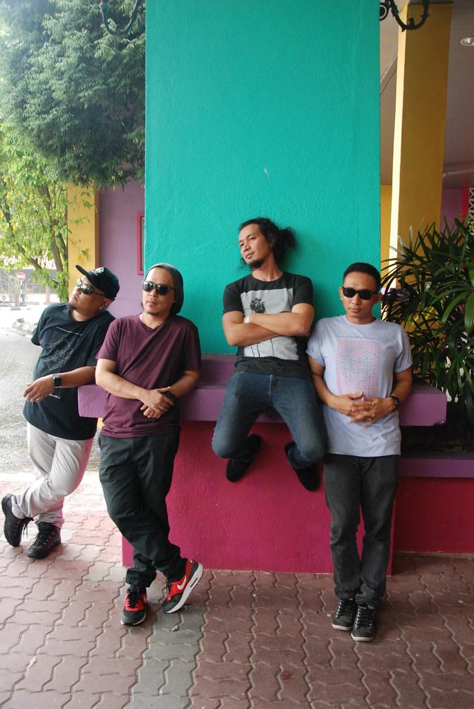 Kumpulan Spider Lancar Album Ankabut &Amp; Showcase Di Upsi