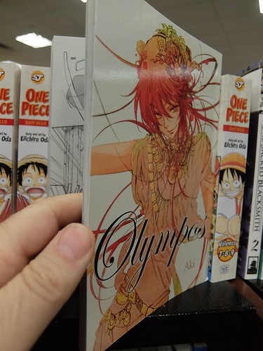 Manga Book Binding