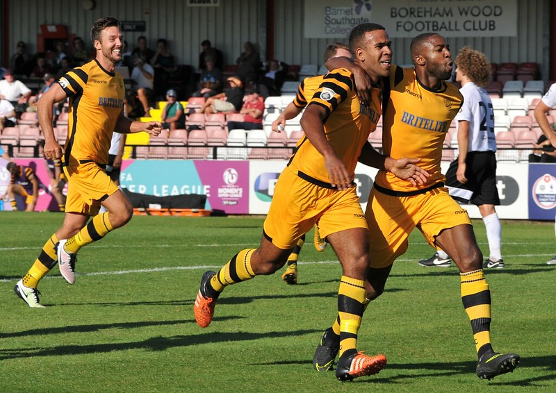 Boreham Wood 0-1 Maidstone United