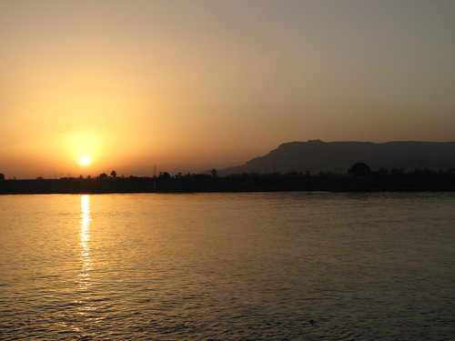Nile Sunset Luxor | by BattysGambit
