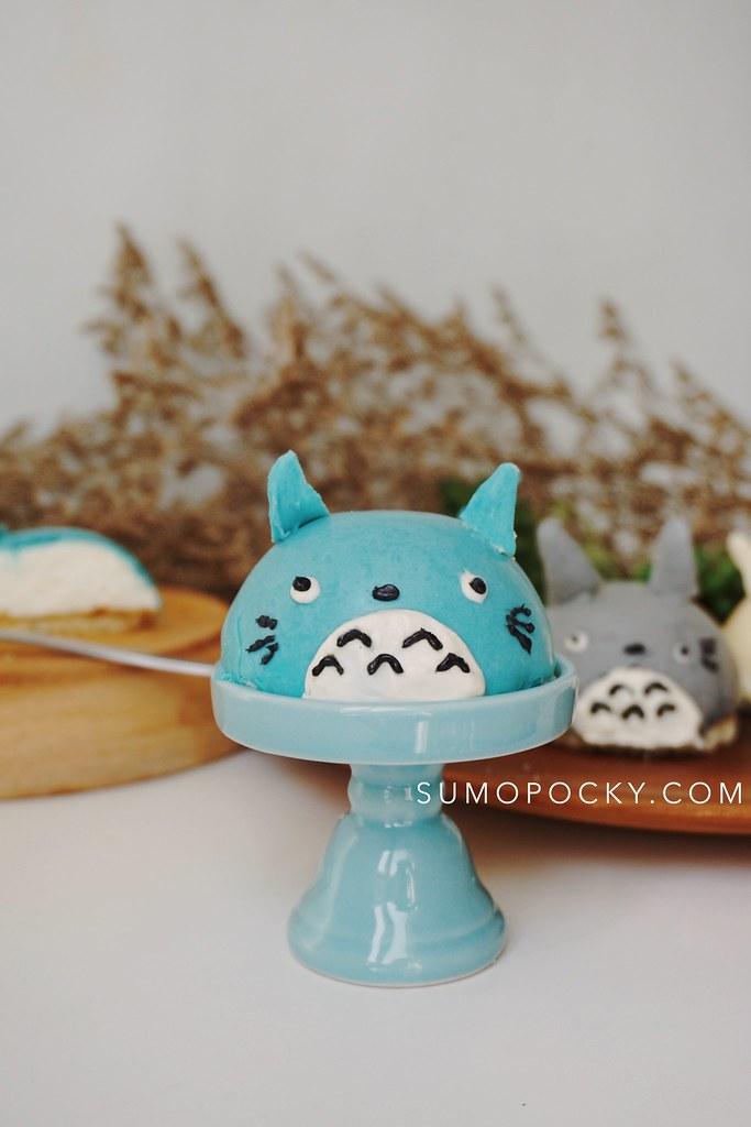 Totoro Bombe Cheesecake