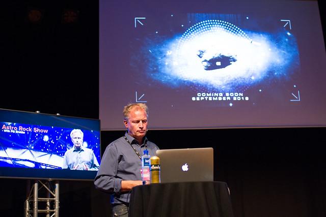 TEDxArendal 2016: Astro Rock Show