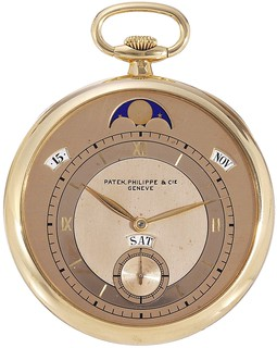 Patek Philippe Digital Perpetual Calendar 1937 | by kitchener.lord