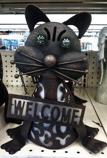 Welcome?  Really? - Las Vegas, NV | by tossmeanote