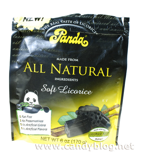 Panada All Natural Soft Licorice | by cybele-