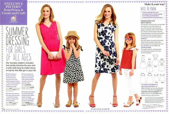 Prima Magazine - Pattern, August 2016 (02)