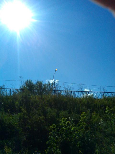 ЖКХ Искитима против Солнца (10)
