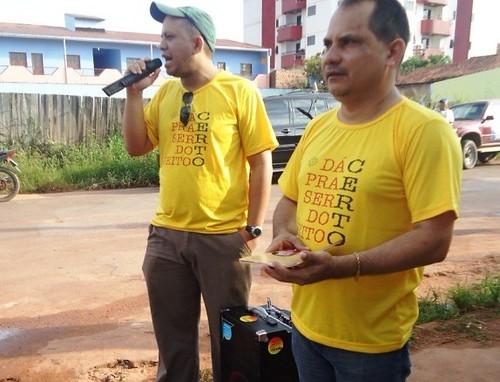 PSOL vai priorizar candidatura de Márcio Pinto à Câmara de Vereadores em 2020
