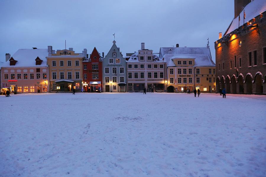 Tallinna talvi