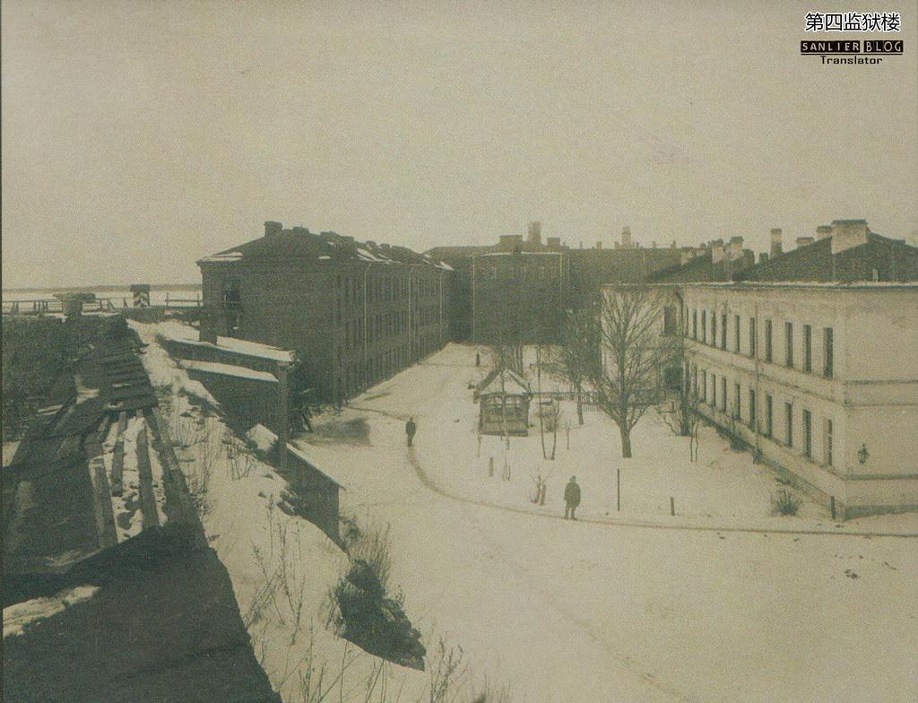 革命前的奥列舍克要塞16