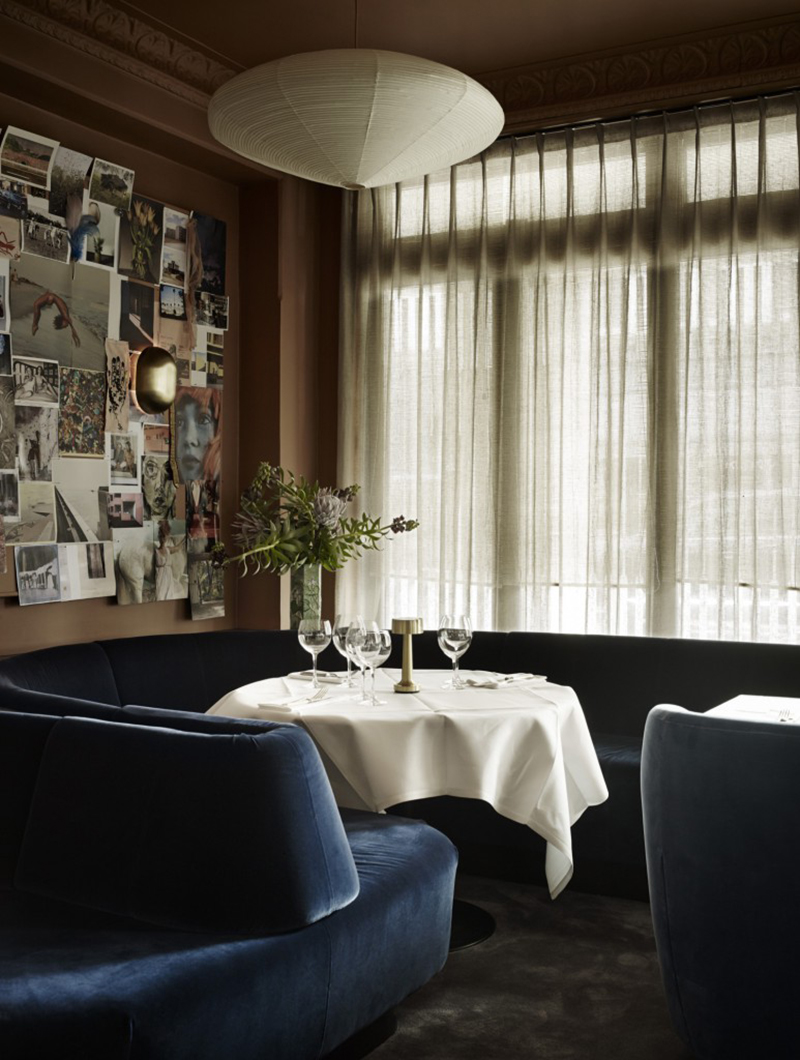 AMM blog / new restaurant Lou Lou by Space Copenhagen