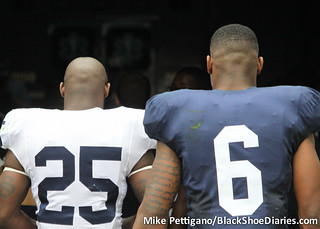 2012 Blue-White Game-60 | by Mike Pettigano