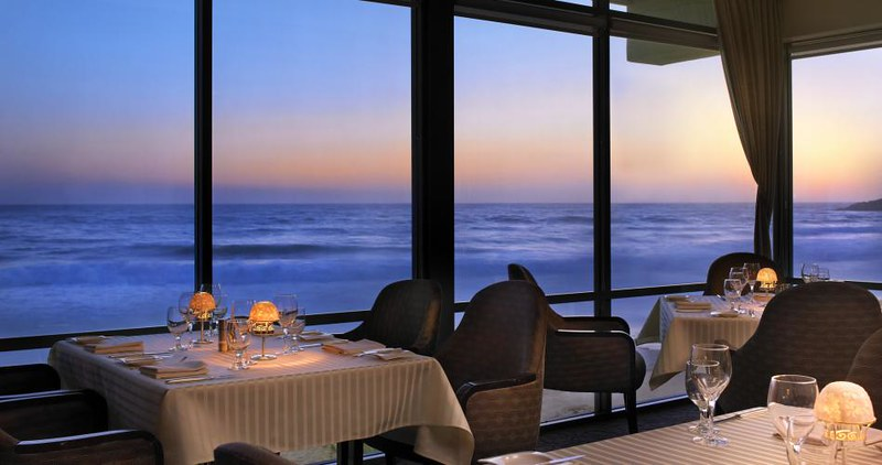 Dining at the Monarch Beach Resort