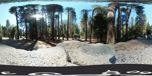 Samsung Gear 360 - Yosemite National Park