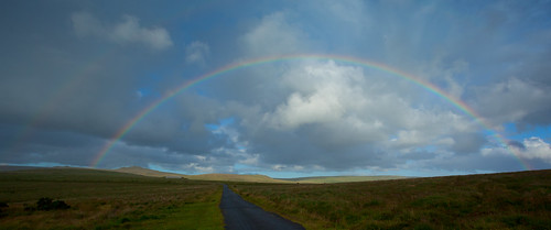 Rainbow over Wilsworthy | by Mark H (MAKH2)