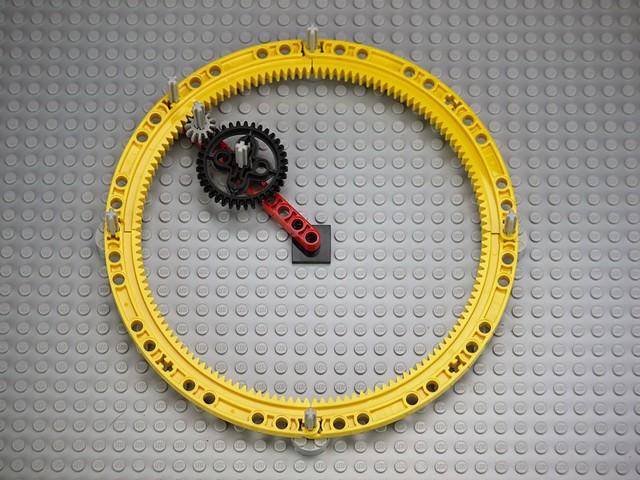 Circle Gear Rack 11X11 (9)