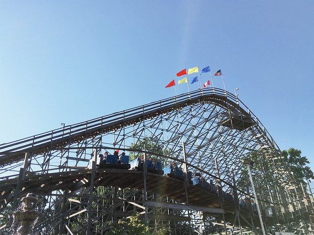 The Ravine Flyer II