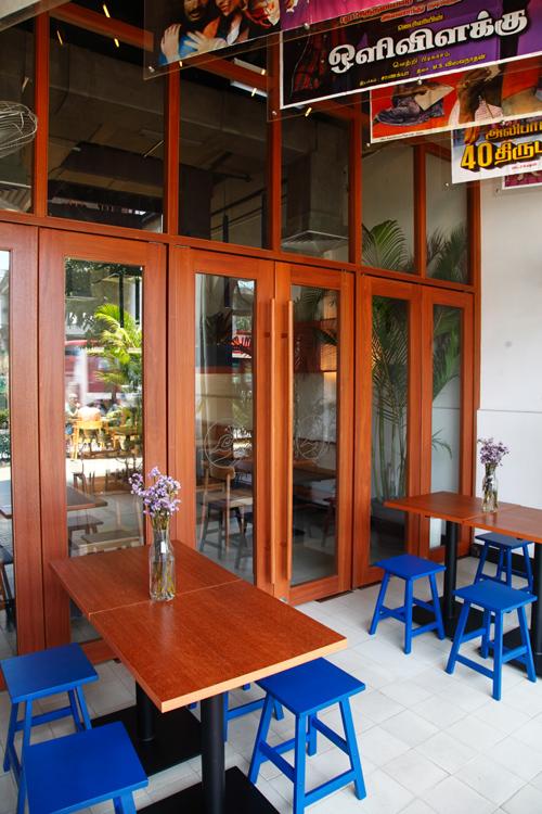 Hoppers Cafe Pudu KL