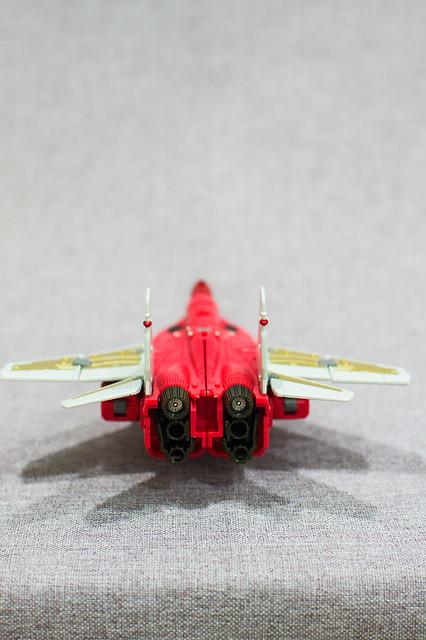 Aiakos Jet Back