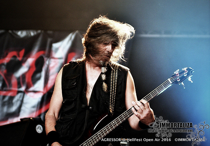 AGRESSOR  @ HELLFEST OPEN AIR 2016 CLISSON FRANCE 28353088706_839aa8f675_c