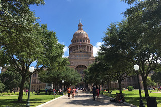 Austin - Self walking tour Capitol building