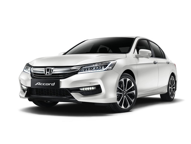 9th Generation Honda Accord Press Photos