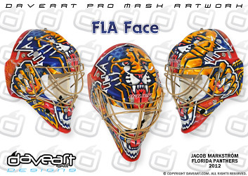 FLA Face Poster | by DAVEART MaskGallery