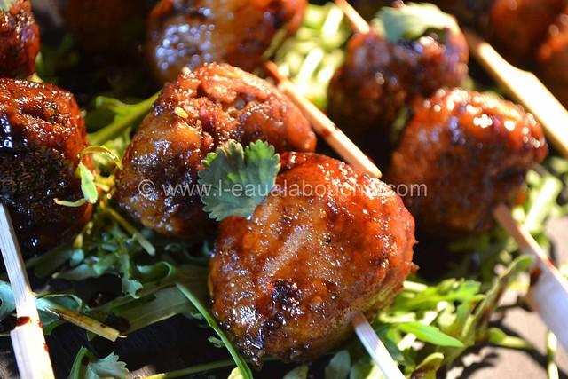 Boulettes de Thon Teriyaki © Ana Luthi 002