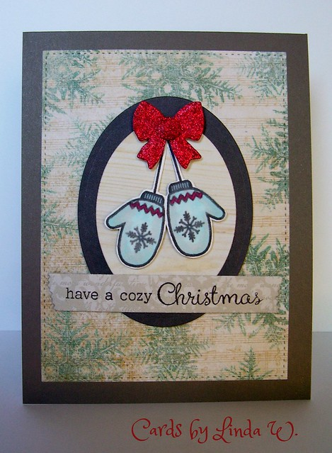 Cozy Mitten Christmas