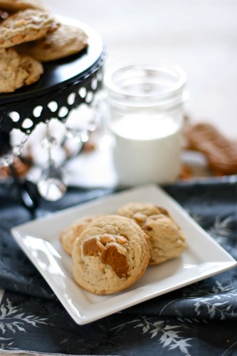 Biscoff Cheesecake Pudding Cookies 003 | by Hungry Housewife