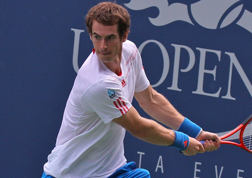 Andy Murray, US Open 2012