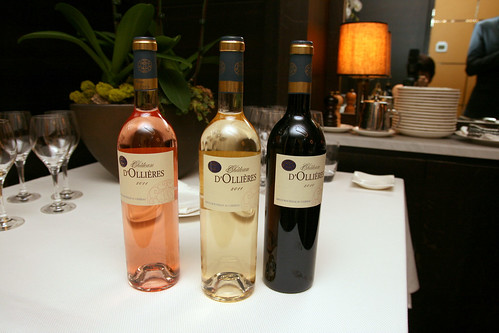 Pair the Provencal dinner menu with some wines (extra S$32) | by Camemberu
