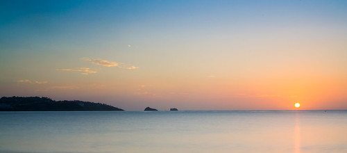 Sunrise Looking at Torquay | by the milster
