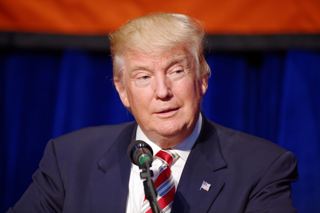 Donald J. Trump at Marriott Marquis NYC September 7th 2016