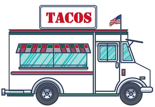 ¿Taco Trucks? ¡Sí, por favor!