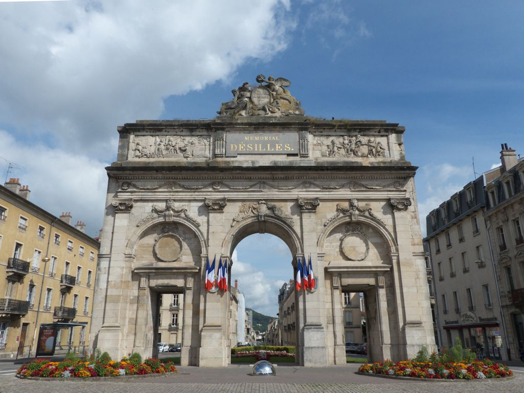 Porte Désilles