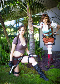 Steampunk Lara Croft | by Meagan.Marie