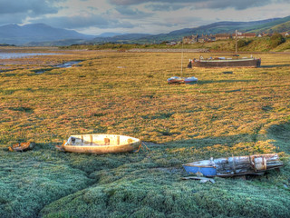 Askam boats | by GillWilson