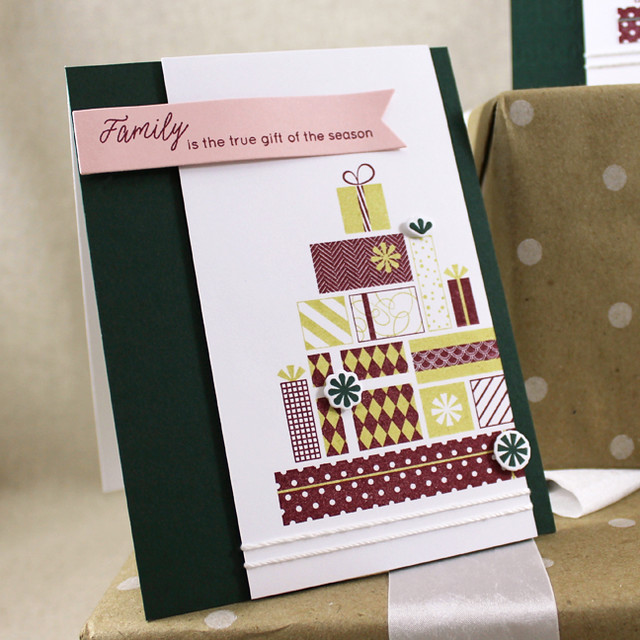 Family Is The True Gift Card Intermediate