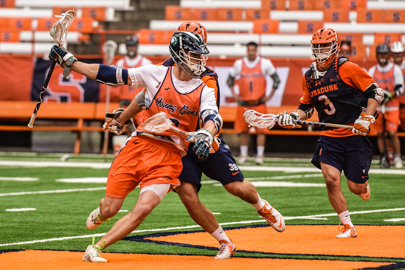 SU Lacrosse: Annual Alumni Game