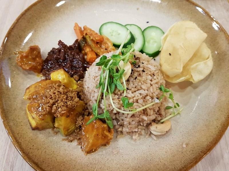 July 22 Atria lunch