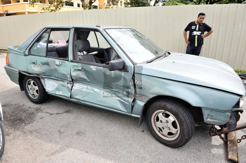 Gun Shot Case At Sungai Pinang (24 August 2016)